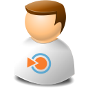 user, blinklist, web, account, profile, human, people icon