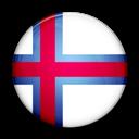 Faroe, Flag, Islands, Of icon