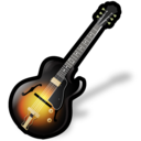 guitar, music, instrument icon