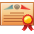diploma, graduation icon
