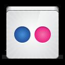 social flickr icon