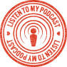Podcast, Stamp icon