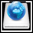 File, Network, Server icon