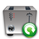 Reload, Toaster icon