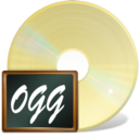 fichiers,ogg icon