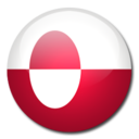 greenland,flag,country icon
