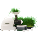 Compact wheatgrass juicer icon