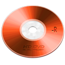 |, r, hd, dvd, device, optical icon