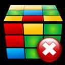 close, cube, stop, cancel, no icon