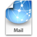 mail to, location icon