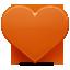 love, favorite, valentine, heart icon