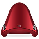 red, creature, jbl icon
