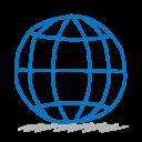 sketchy, sketch, earth, world, globe, web, global, planet icon