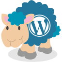social network, wordpress, sheep icon