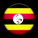 flag,uganda,country icon