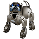 Pet, Robotic icon
