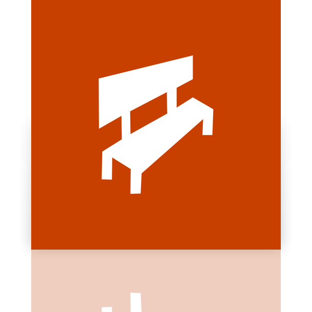 public, network, mirror icon