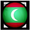 flag, of, maldives icon