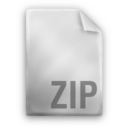 file,zip icon