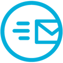 sent, mail, mb icon