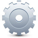 cog, preferences, gear icon