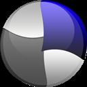 Delicious, Sphere icon