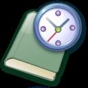 file, recent, paper, document icon