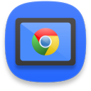 web google remote desktop icon