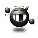 Big grin Smile icon