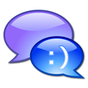 talk, references, chat, speak icon