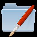 bitmap, folder icon