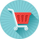 buy, sale, cart, shopping, basket, order, shop icon