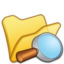 Explorer, Folder, Yellow icon