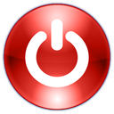 quit, logout, power off, exit, sign out, power, turn off, log out, shut down, shutdown icon