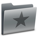 star,folder,favourite icon