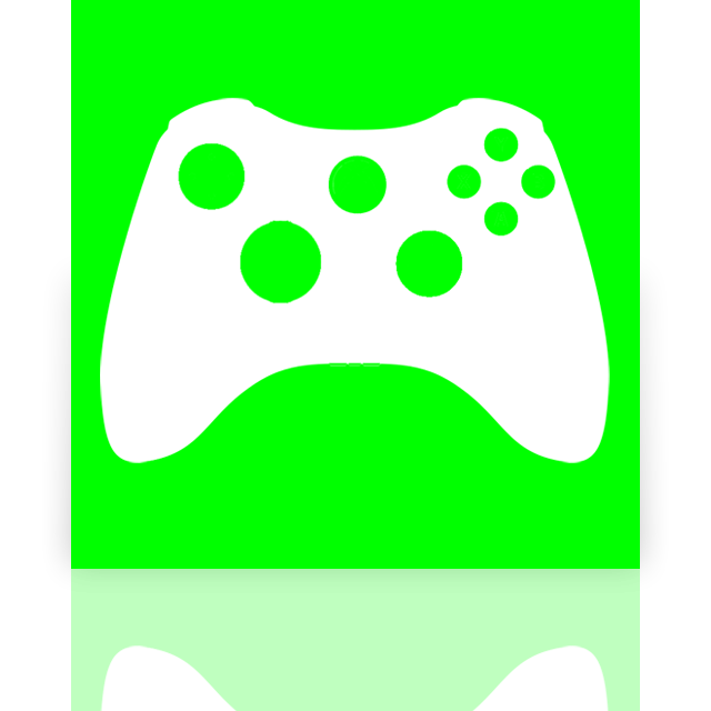 games, mirror icon