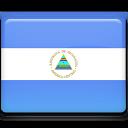 flag, country, nicaragua icon