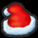 Hat, Santa's icon