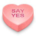 Say Yes icon