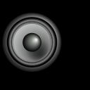 oldschool, high, volume, audio icon