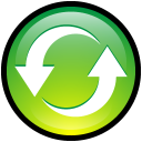 refresh, reload, button icon