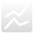 line, chart icon