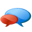speak, comment, talk, chat icon