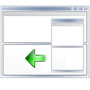 Fit, View, Width icon