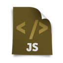 javascript, page icon