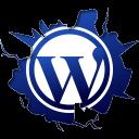 wordpress, inside, blog etudiants avcn icon