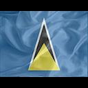 Regular Saint Lucia icon