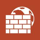 windows, firewall icon