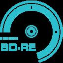 BD RE icon