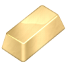 Bar, Gold icon